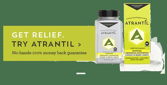 Atrantíl Reduces Unwanted Bacteria