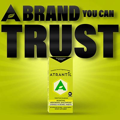 A Brand You Can Trust, Atrantil