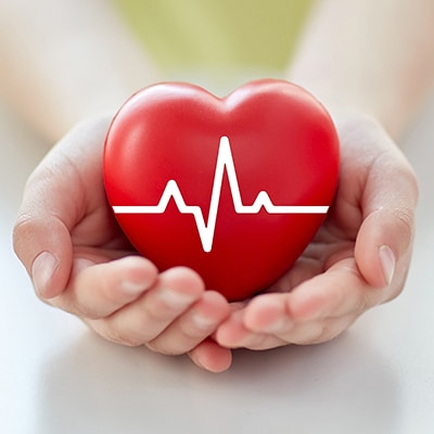 Reduce heart rate and blood pressure