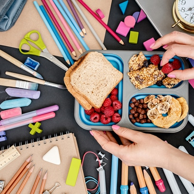 Best School Foods To Pack For Lunch