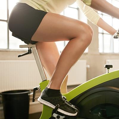 2020 Resolution Exercise bike